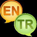 English Turkish dictionary + icon