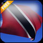 3D Trinidad & Tobago Flag Live Wallpaper icon