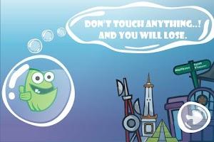Screenshot of Bubble Fish