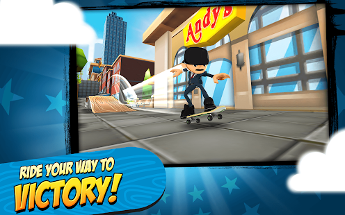 Epic Skater- screenshot thumbnail