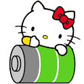 Hello Kitty Battery Saver icon