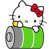 Hello Kitty Battery Saver