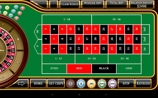 Roulette download mobile
