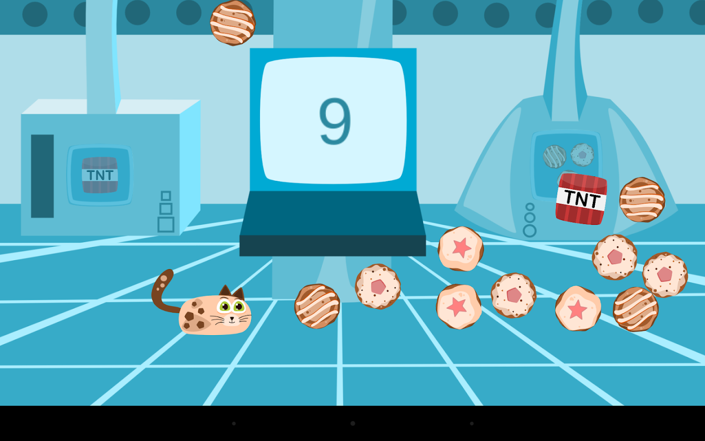 Cats and Cookies- screenshot
