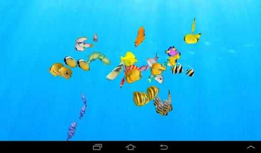 3D Scuba Diving