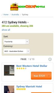 Book Cheap Hotels - screenshot thumbnail