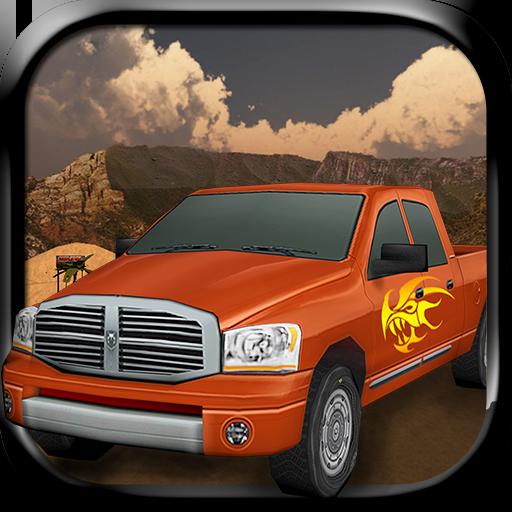 砂漠の車のシミュレーター 賽車遊戲 App LOGO-APP試玩