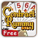 Contract / Shanghai Rummy Free icon