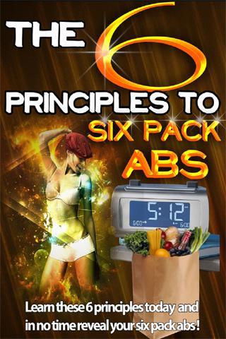 The Six Principles to Six Pack