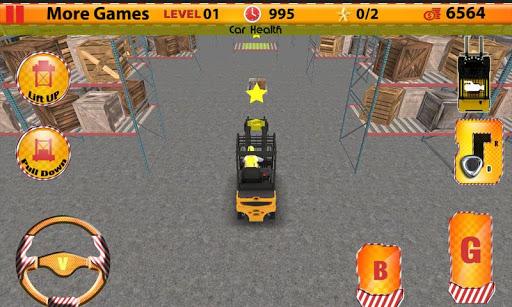 至尊叉車挑戰3D