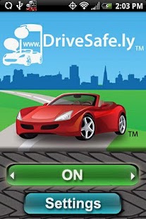 DriveSafe.ly® Free SMS Reader - screenshot thumbnail