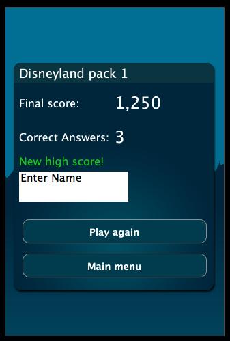 【免費益智App】Disneyland Resort Trivia-APP點子