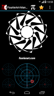 FourierArt - Mandala - screenshot thumbnail