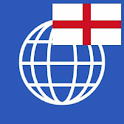 England Counties Geo Memory icon