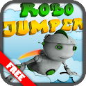 FREE Robot Jump Jumping Game icon