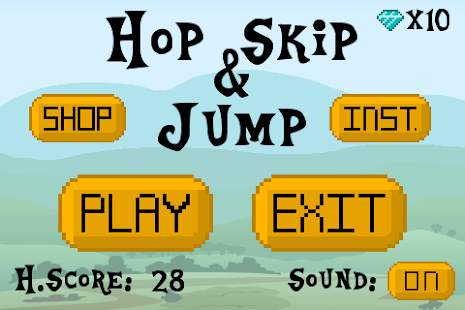 Hop Skip & Jump- screenshot thumbnail
