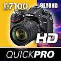 Nikon D7100 Beyond QuickPro icon