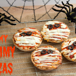 Yummy Mummy Pizzas