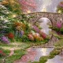 Bridge of Spring Live Wallpape logo