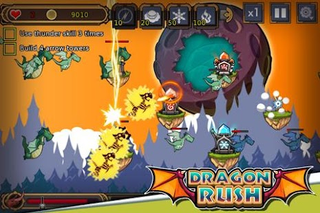 Dragon Rush - screenshot thumbnail