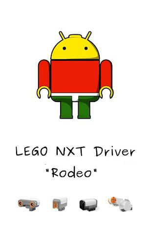 Lego NXT Driver