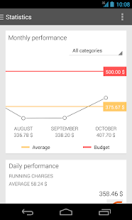 Expense Manager Screenshot 6