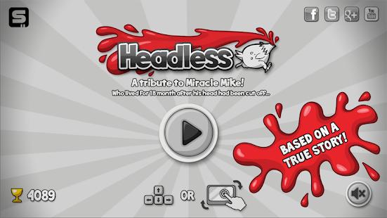 Headless - screenshot thumbnail