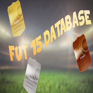 FUT15 DATABASE (FIFA15) for PC and MAC