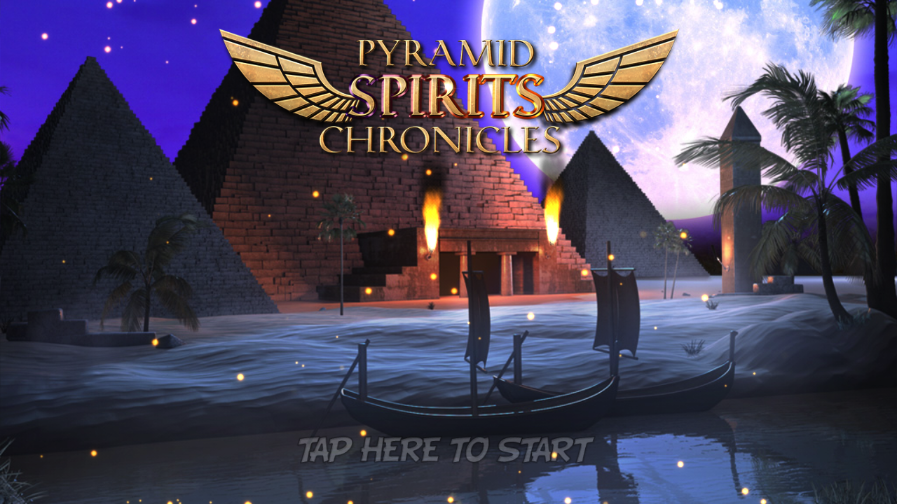 Pyramid Spirits 3 - Slots - screenshot