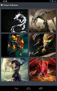 Dragon Wallpapers- screenshot thumbnail