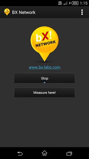 BX Network: faster Internet