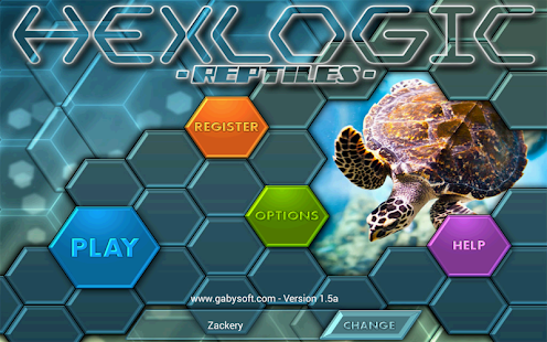 HexLogic - Reptiles- screenshot thumbnail