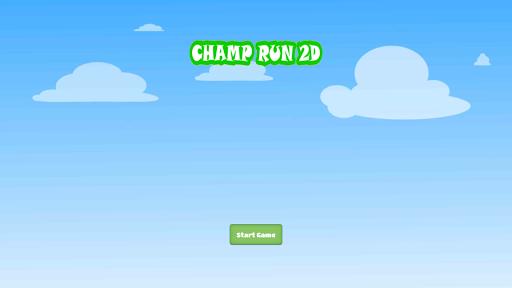 CHAMP RUN 2D
