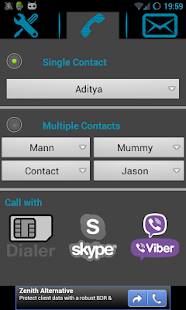 Shake to Call/Message FREE - screenshot thumbnail