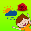 Montessori Flowers and Seasons icon