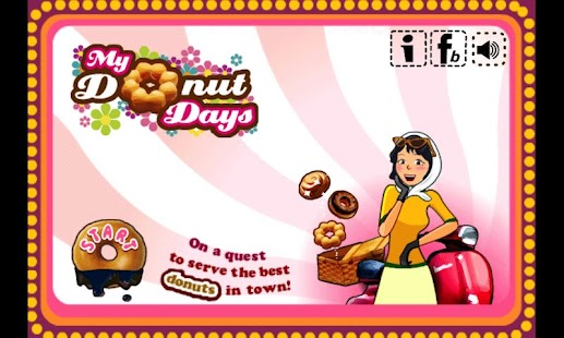 My Donut Days- screenshot thumbnail