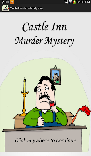 Castle Inn - Murder Mystery