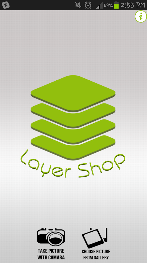LayerShop - screenshot
