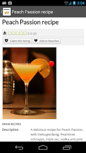Bars, Cocktails & Deals - screenshot thumbnail