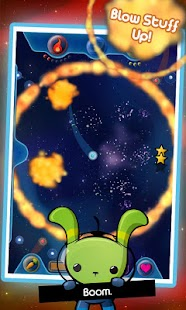 Space Bunnies Free - screenshot thumbnail