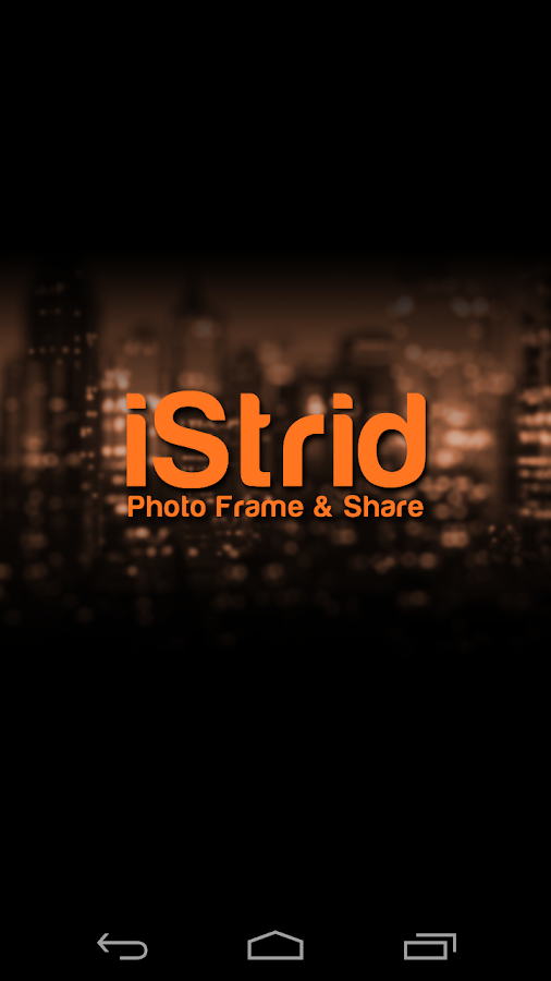 iStrid YOLO- screenshot
