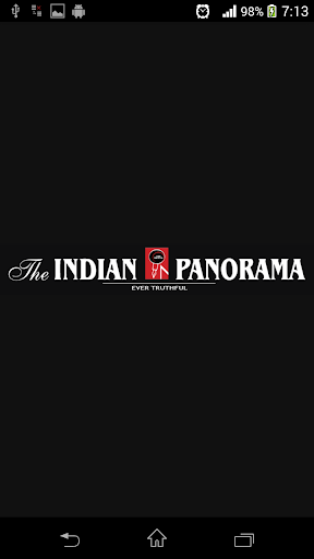 The Indian Panorama
