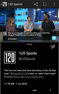 120 Sports Screenshot 13