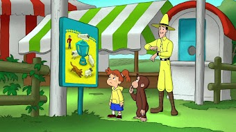 George-O-Matic/Curious George, Sheep Herder