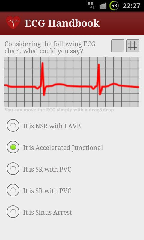 Heart ECG Handbook - Full- screenshot