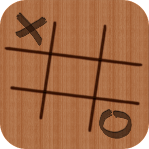 TicTacToe Wood Free for PC and MAC
