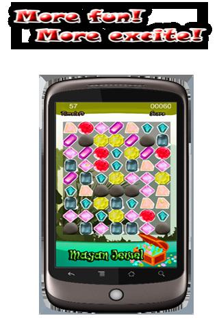無料解谜AppのJewel Mayan Treasures|記事Game