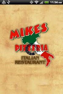 Mike's Pizzeria- screenshot thumbnail
