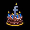 Birthday Wisher for Facebook logo
