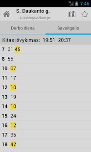 Busai Kaunas- screenshot thumbnail